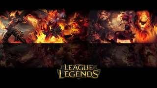 Крупный апдейт League of Legends