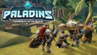 23-ее обновление бета-версии Paladins: Champions of the Realm
