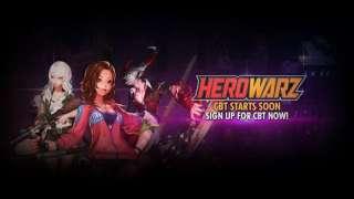 Состоялся анонс ЗБТ западной версии HeroWarz