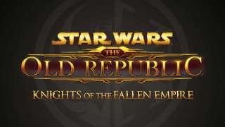 Новое сюжетное дополнение в Star Wars: The Old Republic