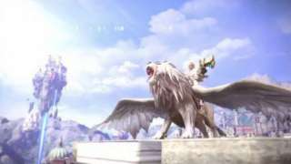 Трейлер о крылатых маунтах в Tera Online