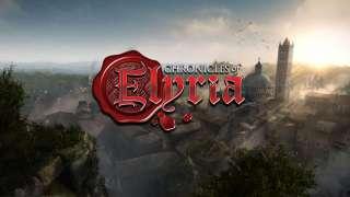 Демонстрация боевой системы Chronicles of Elyria