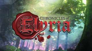 Обзор ​Chronicles of Elyria - Информация с Kickstarter`а