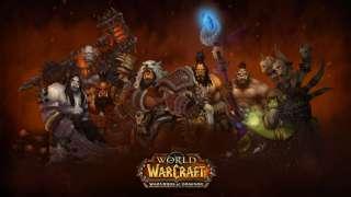 Дополнение Warlords of Draenor теперь в базовой версии World of Warcraft