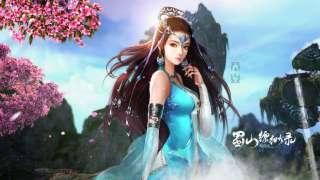 Видео с первой беты Shushan Online (ex-World of Jade Dynasty)