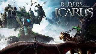 В Riders of Icarus появится функция спринта для маунтов