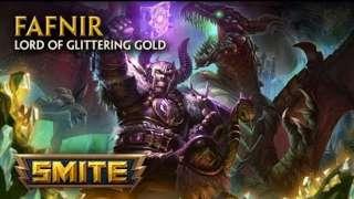 Владыка сверкающего золота пополнил скандинавский пантеон Smite