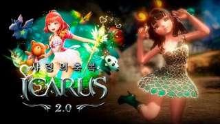 В корейской версии Icarus состоялся релиз расы Shiring с эксклюзивным классом Idol