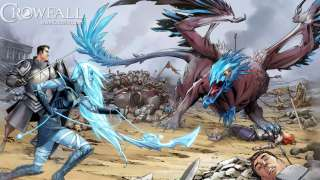Издателем Crowfall станет Travian Games