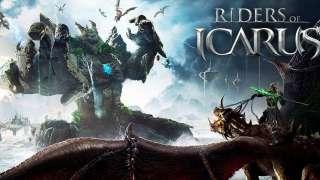 Сервера Riders of Icarus открыты для обладателей наборов основателя