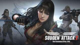 Релизный синематик Sudden Attack 2 с Мией в главной роли