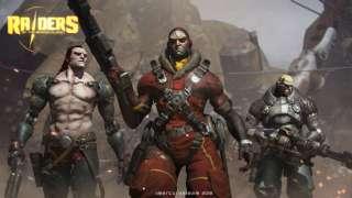 Первые кадры игрового процесса Sci-Fi шутера Raiders of The Broken Planet