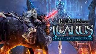 Первое контентное обновление Riders of Icarus на следующей неделе
