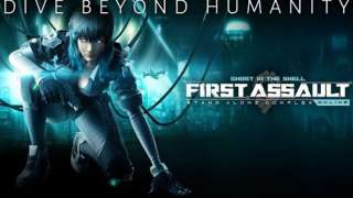 Началось ОБТ Ghost in the Shell: First Assault Online