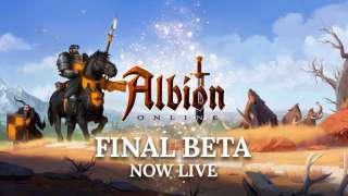 Финальное ЗБТ в Albion Online
