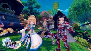 Анонс даты бета-теста MMORPG Twin Saga (Astral Realm)