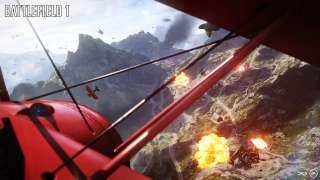 Игровой процесс Battlefield 1: Техника