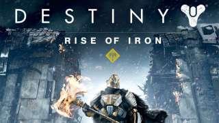 [Gamescom 2016] Дополнение Rise of Iron для Destiny