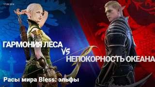 История расы Эльфов в MMORPG Bless
