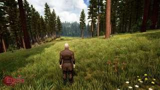 Анимация персонажей и окружение в Chronicles of Elyria