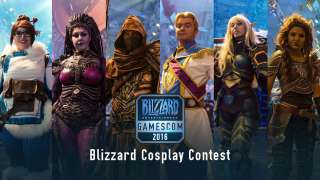 [Gamescom 2016] Конкурс косплея по играм Blizzard Entertainment