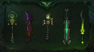 Артефактное оружие в World of Warcraft