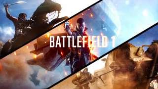 Началось ОБТ Battlefield 1