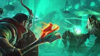 Демонические предметы в Albion Online