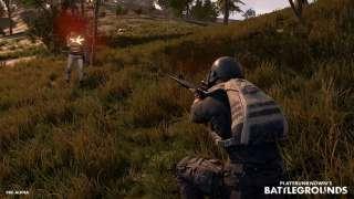 Первый геймплейный трейлер Playerunknown`s Battlegrounds
