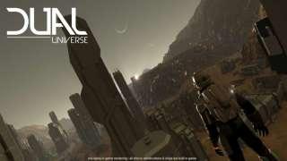 Научно-фантастическая MMORPG песочница Dual Universe вышла на Kickstarter