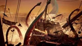 Sea of Thieves: визуальные эффекты