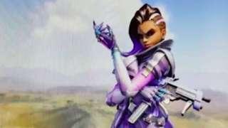 В сети появилось предположительное изображение Sombra - нового героя Overwatch