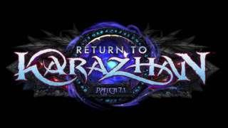 Продолжение сюжетной линии World of Warcraft: Legion появится в конце октября