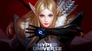 Открытое бета-тестирование Hyper Universe Online