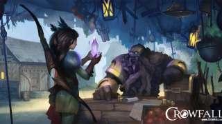 Crowfall: игроки будут управлять экономикой