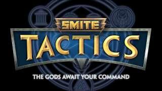 SMITE Tactics: новинка от создателей Smite