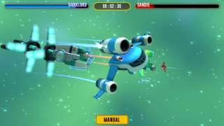 Space Legend запущена на iOS