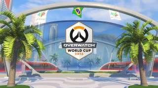 Разработчики Overwatch рассказали про чемпионат мира