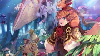 G-STAR 2016: Тизер Peria Chronicles от Nexon