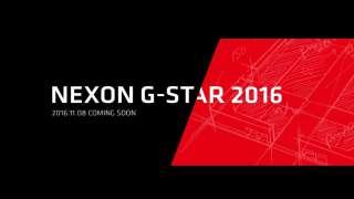 G-STAR 2016: Линейка выставочных проектов Nexon будет представлена 8 ноября