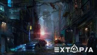 Открылся официальный сайт китайской версии постапокалиптического шутера Extopia