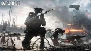 Статистика запуска Battlefield 1