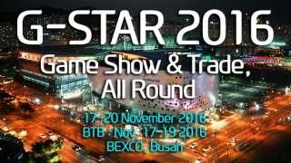 G-STAR 2016: Все основные новости