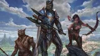 Открытые двери в The Elder Scrolls Online