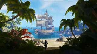 Разработчики Sea of Thieves о создании островов