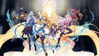 G-STAR 2016: Видео с игровым процессом Peria Chronicles