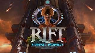 Вышло обновление Starfall Prophecy для RIFT