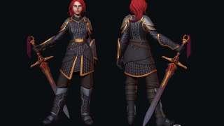 В Crowfall добавят архетип Templar