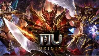 В MU Origin добавили класс The Magic Knight