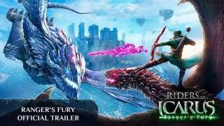 Трейлер обновления The Ranger's Fury для Riders of Icarus